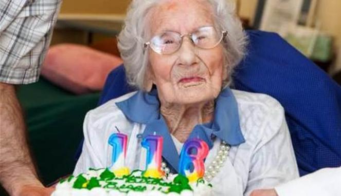 Besse Cooper, perempuan tertua di dunia