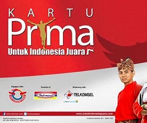 Kartu Prima Telkomsel