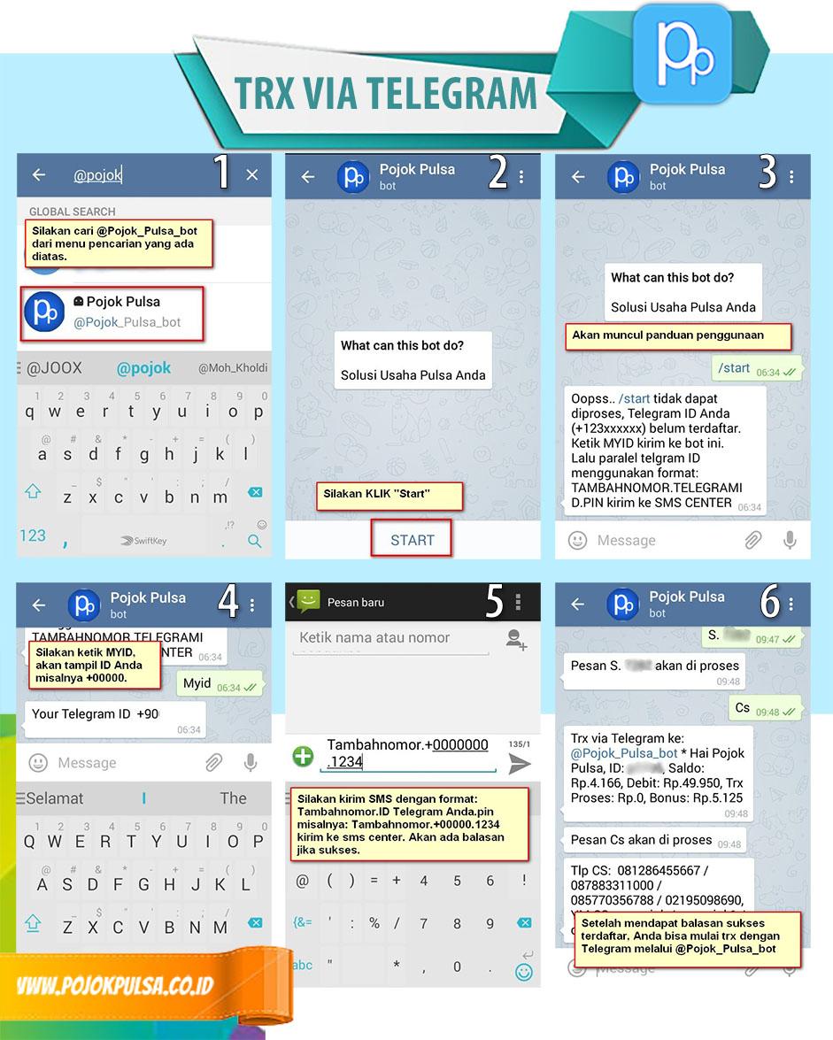 info pojok telegram