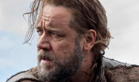 Demi Film 'Noah', Russell Crowe Rela tak Mandi