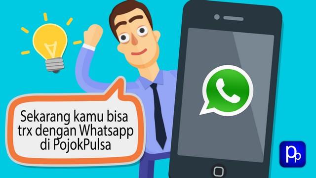 pojok whatsapp