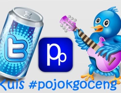 Kuis Twitter Pulsa Gratis Pojok Pulsa 22 Agustus 2012 (CLOSED)