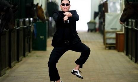 Pria Ini Meninggal Setelah Ber-'Gangnam Style'